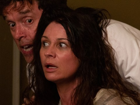 Emmerdale spoilers: Lucy Pargeter reveals Chas and Paddy's future after the birth of their baby