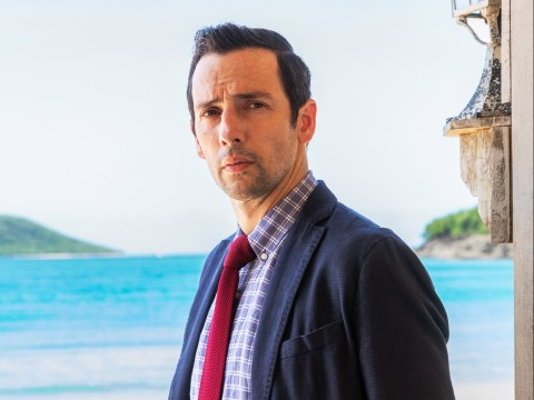 Ralf Little confirmed as Ardal O'Hanlon's replacement on Death In Paradise in first photos