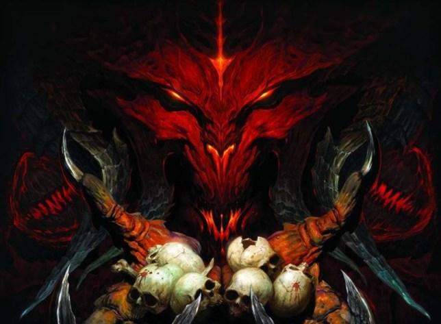 Diablo artwork