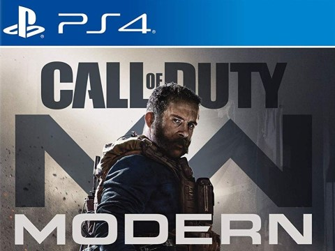 Call Of Duty: Modern Warfare hits UK number one – Games charts 26 October