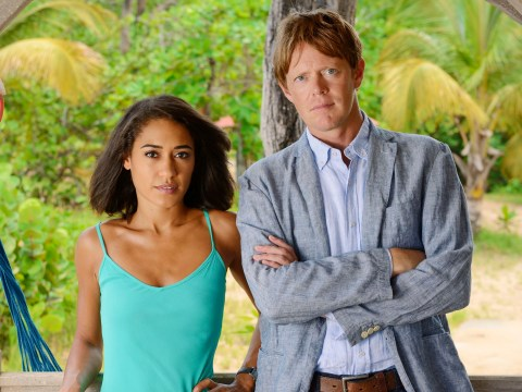 Death In Paradise cast and crew at risk of 'different disease every year' filming in the Caribbean reveals former star Kris Marshall