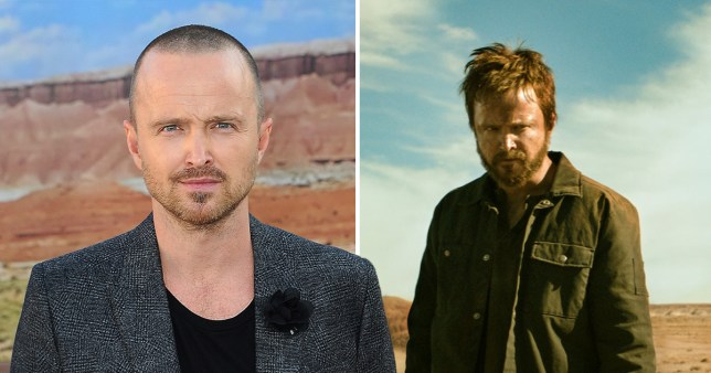 Aaron Paul responds to El Camino: A Breaking Bad Movie criticism over lack of female characters