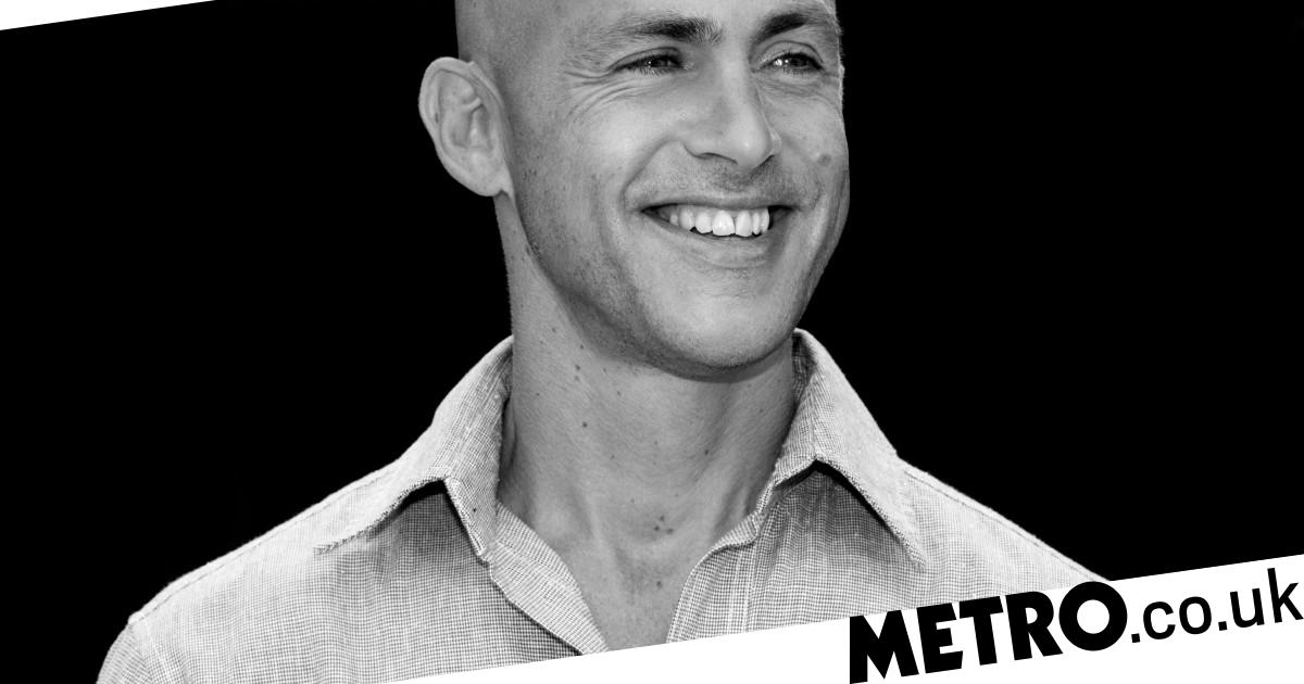 Headspace co-creator Andy Puddicombe talks meditation and mindfulness