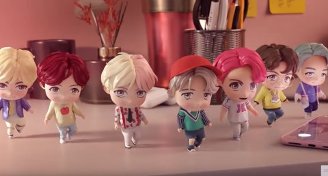 Bts X Mattel Mini Dolls Confirmed As House Of Bts Opens Metro News
