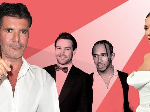 Simon Cowell makes dig at Lewis Hamilton as Nicole Scherzinger sweats over Ben Foden on X Factor: Celebrity