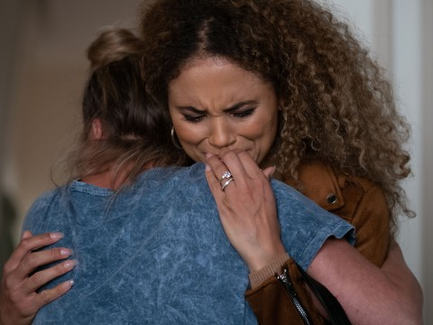 EastEnders spoilers: Devastated Chantelle Atkins confides in mum Karen Taylor after miscarriage