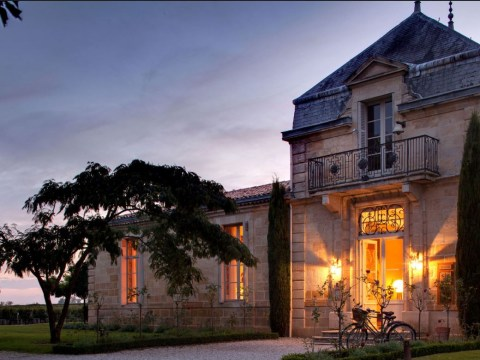 Escape to the Chateau! Live like French royalty among vineyards and oyster farms of the Médoc