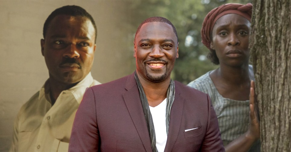 DC and Marvel star Adewale says 'black is black' amid outcry over roles for black British actors - Farming lines