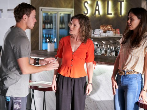 Home and Away spoilers: Dean reveals an upsetting secret to Karen