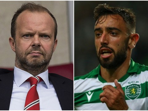 Ed Woodward speaks out on Manchester United's transfer link with Bruno Fernandes