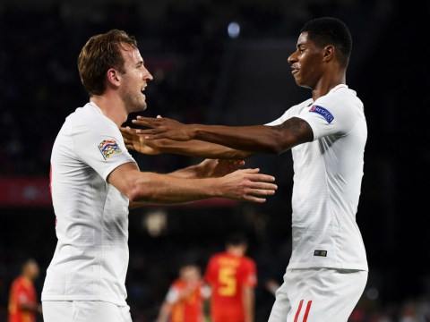 Barcelona considering Harry Kane and Marcus Rashford as Luis Suarez replacements