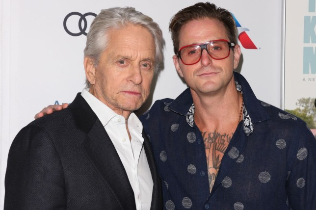 Michael Douglas feared he would 'lose' son Cameron to drug addiction before prison stint