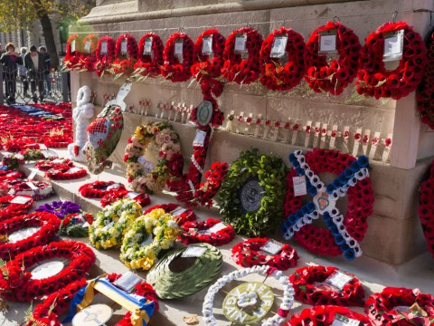 When is Remembrance Sunday in the UK?