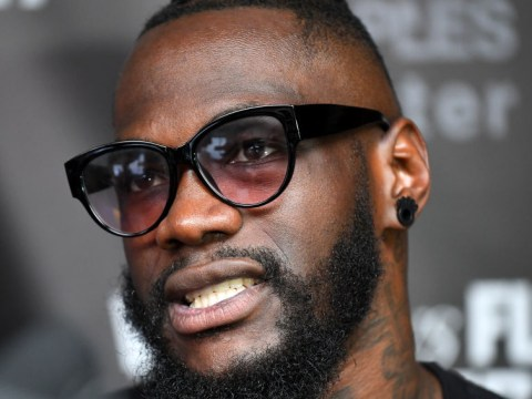 Dillian Whyte makes brutal comparison between Deontay Wilder and Youtubers KSI and Logan Paul