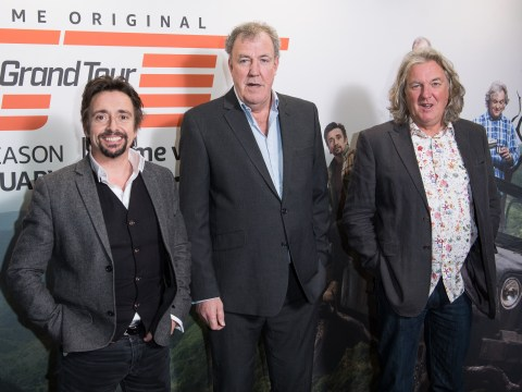 The Grand Tour chaos as Jeremy Clarkson, James May and Richard Hammond 'marooned' on tropical island 500 miles away from crew