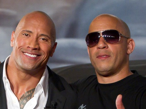 Dwayne Johnson teases Fast & Furious return as he patches things up with Vin Diesel