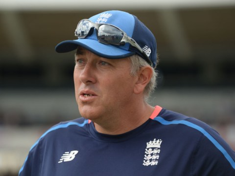England name Chris Silverwood as new head coach