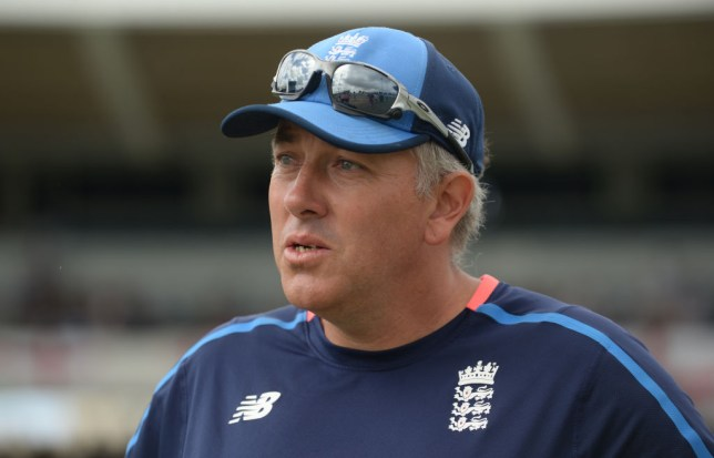 Chris Silverwood has been named as England's new head coach