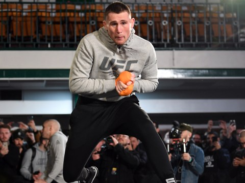 Orange juice and sparring UFC heavyweights: Inside Darren Till's camp ahead of middleweight debut