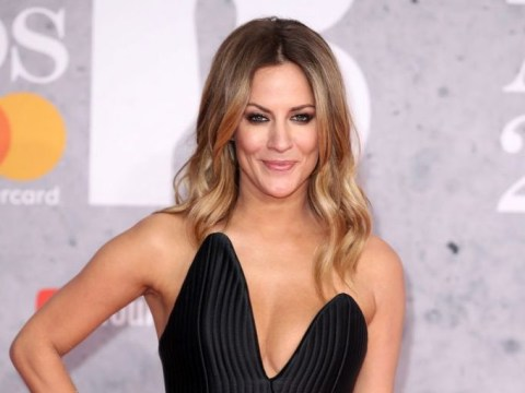 Caroline Flack named the UK's most dangerous celebrity