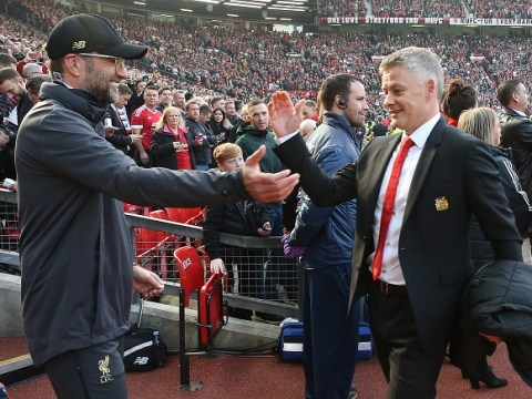 Michael Owen makes prediction for Manchester United's clash with Liverpool