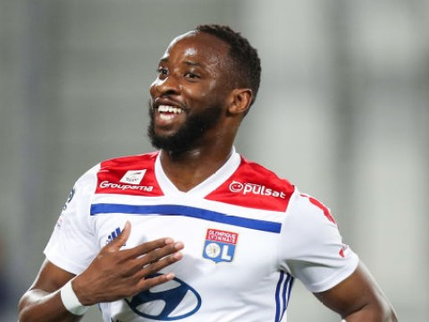 Manchester United prepared to delay signing Lyon striker Moussa Dembele in January