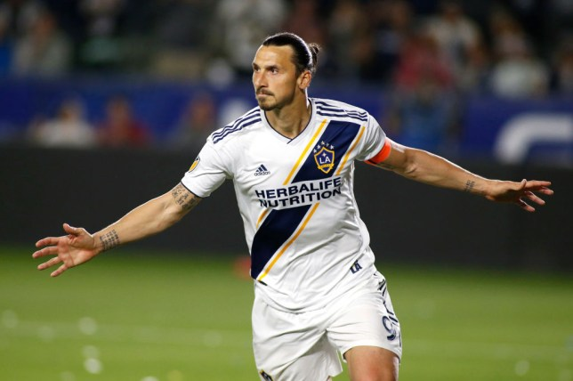 Zlatan Ibrahimovic has spent 18 months at LA Galaxy