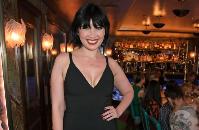 Daisy Lowe's ex told her she was 'disgusting' and needed to lose weight after following her into the shower