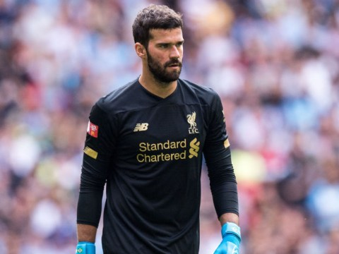 Liverpool star Alisson to make injury comeback against Manchester United