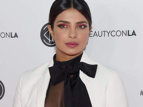 Priyanka Chopra can't handle heat in hot wings challenge and we've never been thirstier