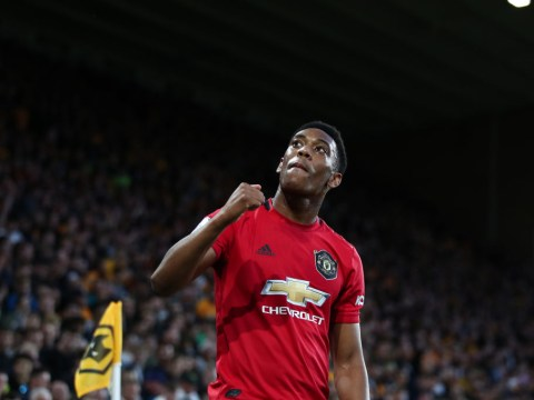 What Ole Gunnar Solskjaer has told Anthony Martial about wearing iconic Man Utd No.9 shirt