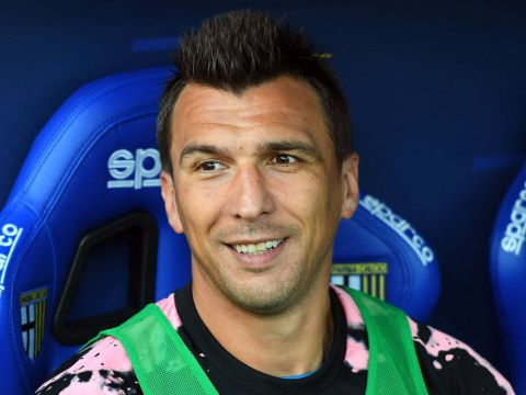 Juventus director speaks out amid rumours Mario Mandzukic is set to join Manchester United