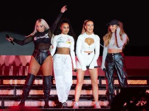 Why is the Little Mix tour cancelled?