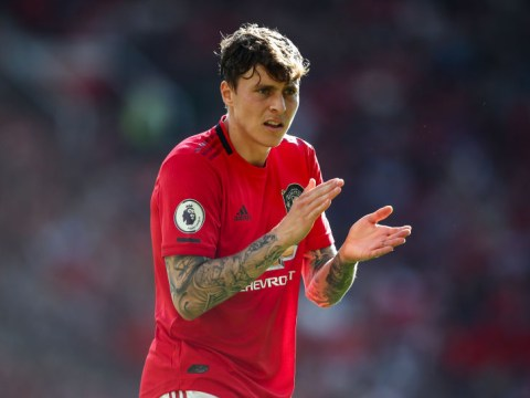 Victor Lindelof delivers injury update ahead of Manchester United's clash with Liverpool