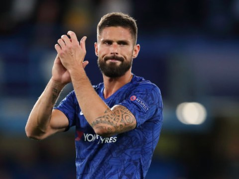 Olivier Giroud fires warning to Chelsea boss Frank Lampard