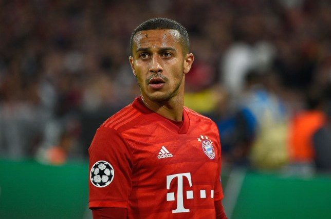 Man Utd and Chelsea leading race to sign Bayern Munich ...