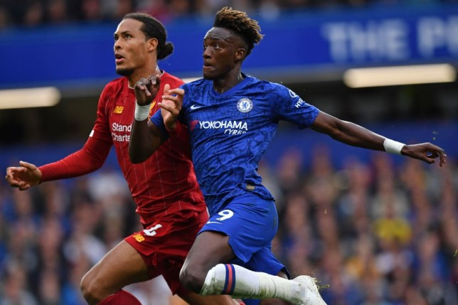 Liverpool's Virgil van Dijk is 'annoying' to play against, says Chelsea star Tammy Abraham