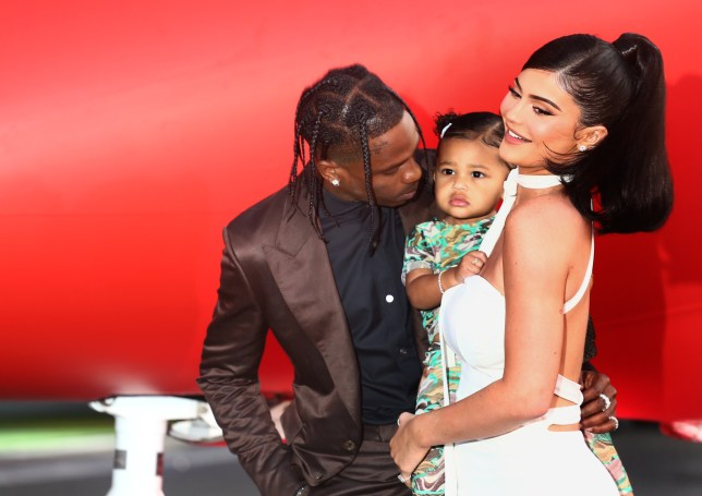 Kylie Jenner and Travis Scott handling co-parenting 'really well' following split