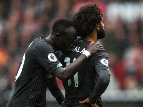 Sadio Mane reveals Mohamed Salah's 'strange reaction' in Liverpool dressing room after row