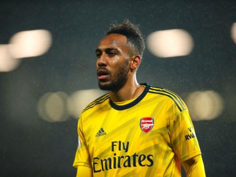 Arsenal star Pierre-Emerick Aubameyang slammed by Borussia Dortmund chief