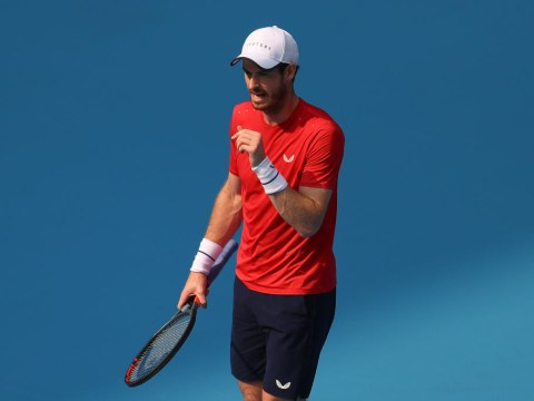 Andy Murray sets up all-British clash in Beijing after biggest win of injury comeback against world No. 13 Matteo Berrettini