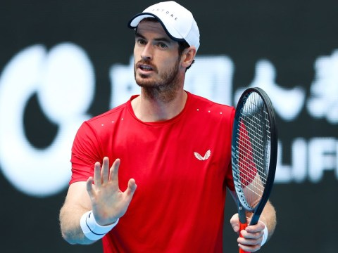 Andy Murray happy to be 'playing tour-level tennis' again after biggest win of injury comeback