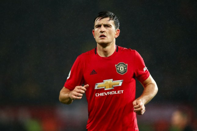 Harry Maguire has upset Manchester United fans with his post on Twitter after the 0-0 draw against AZ Alkmaar in the Europa League