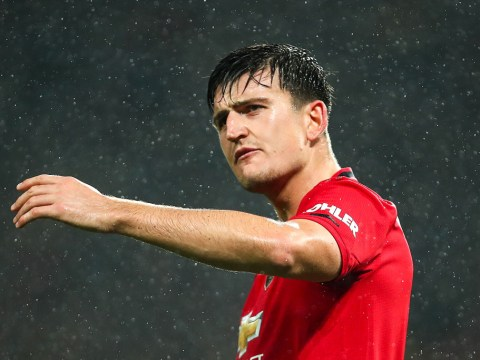 Manchester United's Harry Maguire blames poor club form for England defeat
