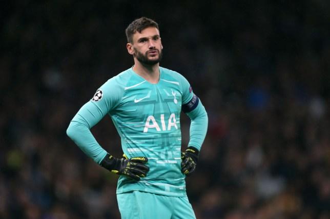 Hugo Lloris concedes that Tottenham players 'gave up' during humbling Bayern Munich defeat