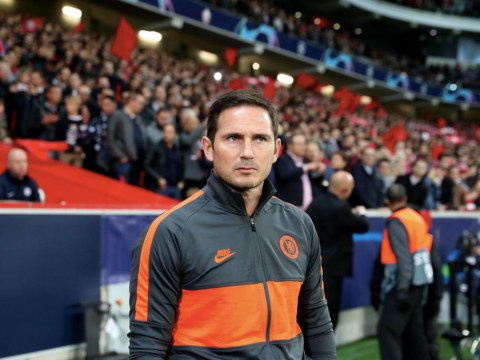 Frank Lampard sends message to Olivier Giroud amid first team exile