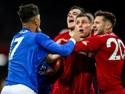 What Andy Robertson did to provoke raging Ayoze Perez after Liverpool beat Leicester