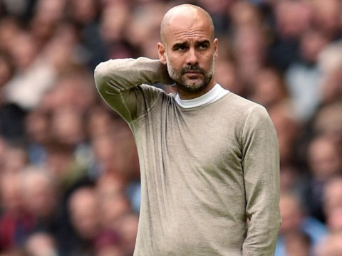 Pep Guardiola bemoans nerves and wayward passing from Man City stars after Wolves defeat