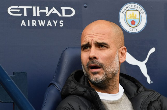 Pep Guardiola could strengthen his squad in January