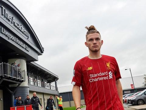 Liverpool starlet Harvey Elliott banned for video mocking Harry Kane